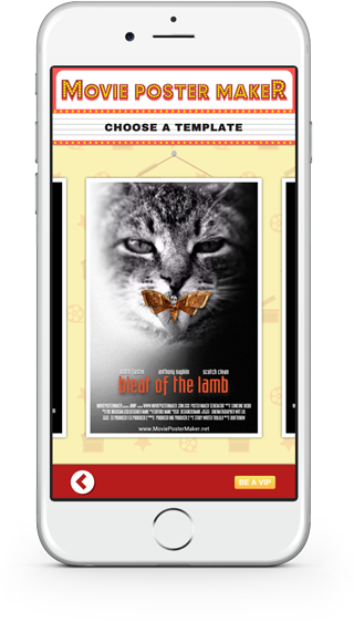 movie poster maker � android amp ios application create